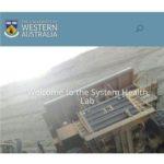 UWA Systems Health Lab